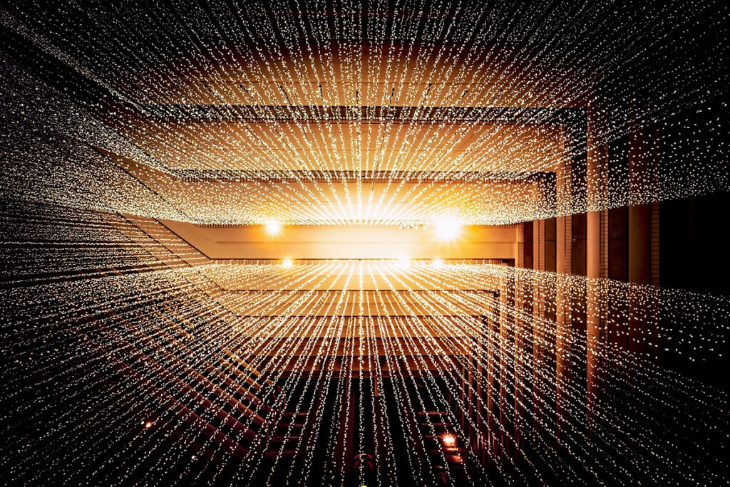 Digital interactive art stockholm